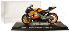 IXO/Altaya ALT03 Honda RC211V MotoGP 2004 - Alex Barros 1/24 Scale