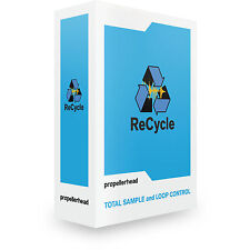 NEW Propellerhead Recycle 2.2 Sample Groove Creation PC/MAC