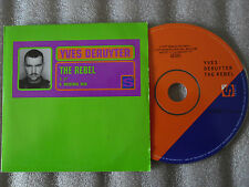 CD-YVES DERUYTER-THE REBEL-PUBLIC ENNEMI/ THE RIGHT THING(CD SINGLE)1997-2TRACK