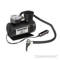 Silverline Mini Air Compressor - 12V DC