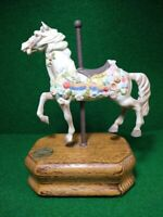WILLITTS Carousel Memories Americana Collection Horse Limited Edition 4396/9500