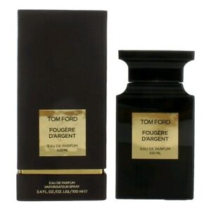 TOM FORD FOUGERE D'ARGENT for MEN * 3.3/3.4 oz (100 ml) EDP Spray * NEW & SEALED