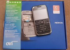 Nokia E72 - Zodium black (Unlocked) Smartphone  BNIB Sealed