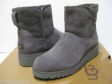 Ugg Kristin Grey Women Boots US10/UK8.5/EU41/JP265