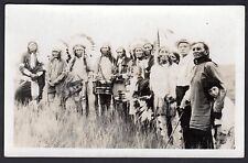 Photo & Related Contract~1873 Massacre Canyon Indian Battle ~Sioux & Pawnee