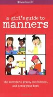 A Smart Girls Guide to Manners (American Girl) (American Girl Library) by Nancy