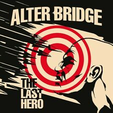 ALTER BRIDGE - THE LAST HERO (WHITE 2 LP GATEFOLD)  2 VINYL LP NEUF