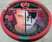 Planet Hollywood Resort Chris Angel Mind Freak $5 Casino Chip Las Vegas Nevada