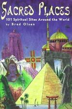 Sacred Places: 101 Spiritual Sites Around the World-ExLibrary