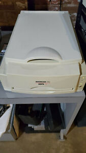 Agfa Duoscan HiD professional Scanner RARE - COMPLETE - BIG-FILM SCANNER - 8x10