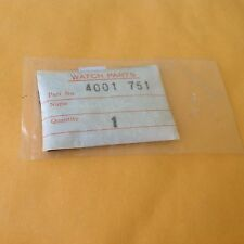 4001751- Genuine Orig'l Circuit Block For Seiko Tuna Movt 7549, 7546, 7548, 7559