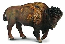 CollectA Wildlife American Bison Great Plains Toy Figure #88336