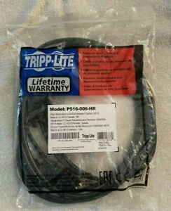 Tripp Lite P516-006-HR High Resolution VGA Monitor Y Splitter Cable 6-ft