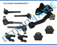 Brand New 9pc Complete Front Suspension Kit for Nissan D21 Pathfinder 4WD Pickup