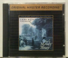 The Moody Blues - Long Distance Voyager  MFSL Gold CD (Remastered)