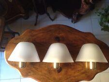 Lampade da parete da interno di oro bagno acquisti online su ebay