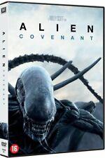 DVD - ALIEN COVENANT (1992) MICHAEL FASSBENDER (NEW / NIEUW / NOUVEAU / SEALED)