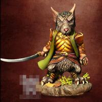 Mouse warrior Resin Model Kits Unpainted GK Unassembled Figure
