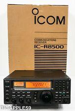 *NEW* Icom IC-R8500 Shortwave AM FM SSB Receiver 100Khz - 1999.99 Mhz UNBLOCKED
