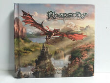 Limited Edition CD Digipak RHAPSODY SYMPHONY OF ENCHANTED LANDS 2 - Dark Secret