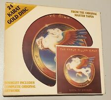 Steve Miller Band Book of Dreams  GZS-1077 24 Karat Gold DCC