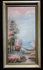 Original H. Bailey Signed Oil Painting