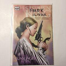 Stephen King The Dark Tower The Gunslinger Born Comic Book Marvel 6