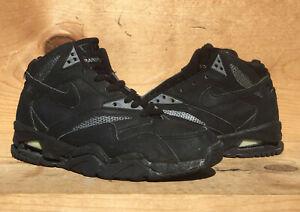 Vtg 1991 Nike Air Trainer E High Bo Jackson MISMATCH Size 8R Size 9L Read Ad!!!