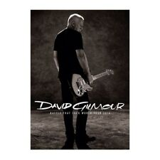 DAVID GILMOUR OF PINK FLOYD WORLD TOUR OFFICIAL PROGRAM - 2016