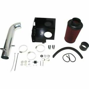 For Tacoma 05-15, Cold Air Intake, Polished, Synthetic