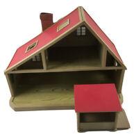 Epoch Sylvanian Family Dollhouse 1986 Kid's Toy Creative Play Doll House Classic