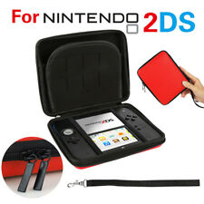 Durable Eva Hard Protective Carry Case Cover for Nintendo 2ds Inc Game Storage Red