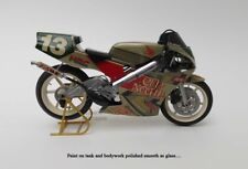 PRO BUILT TAMIYA 1/12 CUP NOODLES NSR 250 HRC GP MOTORCYCLE MODEL SUPER DETAILED