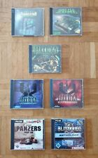 PC-Spiele, Sammlung, Konvolut, 7 Spiele