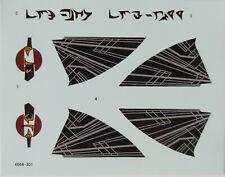 AMT Star Trek Klingon Bird of Prey 1:350 Scale Decals