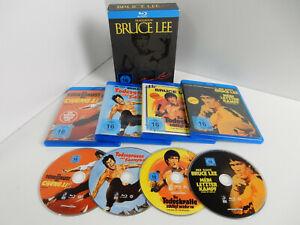 Bruce Lee - Die Kollektion auf 4 Blu Ray ´s - Todeskralle - Todesfaust - TOP !