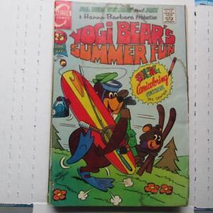 Yogi Bear's Summer Fun 7 GD/VG SKUB24424 25% Off