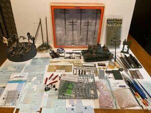 WWII 1/35 Scale Diorama Materials