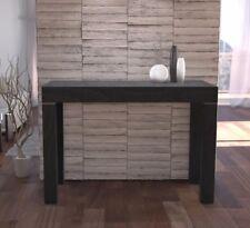 Consolle tavolino cucina pranzo allungabile tavolo per veranda 3 mt rovere wenge