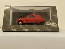 Starline Models Diecast Fiat 1100 S Red