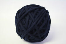 2kg Coloured Merino felted super chunky Nundle wool vine knitting Navy