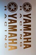 KIT YAMAHA racing Stickers Autocollants Adhésifs Moto Scooter Haute Qualité or