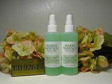 2 x Mario Badescu Facial Spray Mist with Aloe Cucumber & Green Tea 4oz Each**NEW