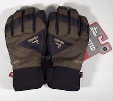 Kombi Paradigm Under Cuff Men's Winter Gloves -- New -- Size M