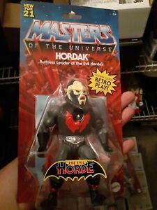 Master Of The Universe Retro Play Hordak