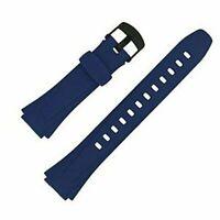 Genuine Casio Watch Strap Band 10179407 for Casio W-752-2AW, W-752-2AVWCF Blue