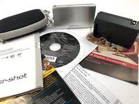 SONY DSC-T99 Cyber Shot Touch Screen 14.1MP Digital Camera Bundle