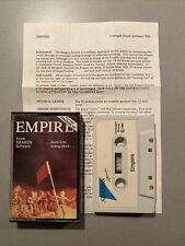 Dragon 32 Game - Empire (picture Inlay)