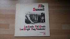 Phil Woods & Lee Konitz.  'Alto Summit'  Four Alto Saxes.