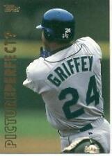 Upper Deck Ken Griffey Jr Modern (1981-Now) Baseball Cards